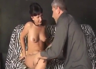 Daddy nicely seduced his own daughter