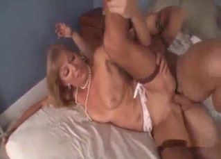 Big-boobed sister likes filthy dick-riding