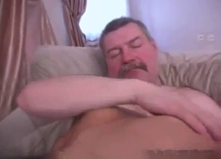 Two sisters are sucking dad and brother cocks