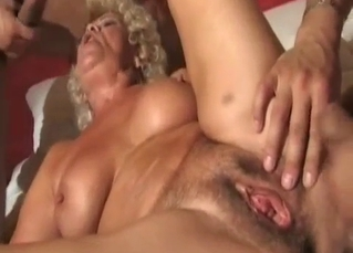 Cock-eating mom and her perverted sons