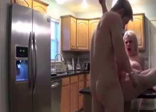 Just fucking my innocent blonde sister