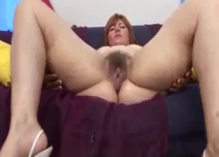 Cousin with massive bottom enjoys incest sex