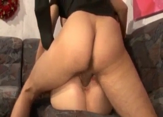Filthy as fuck incest action with my sister
